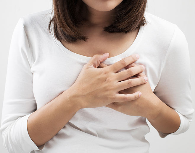 Cardiologist-Heart-Woman-Chest-Pain